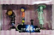 Coraline - PVC Figures Set B - NECA