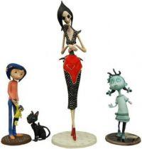 Coraline - PVC Figures Set C - NECA