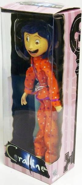 Coraline pyjamas - Bendy Doll - NECA