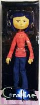Coraline Striped Sweater - Bendy Doll - NECA