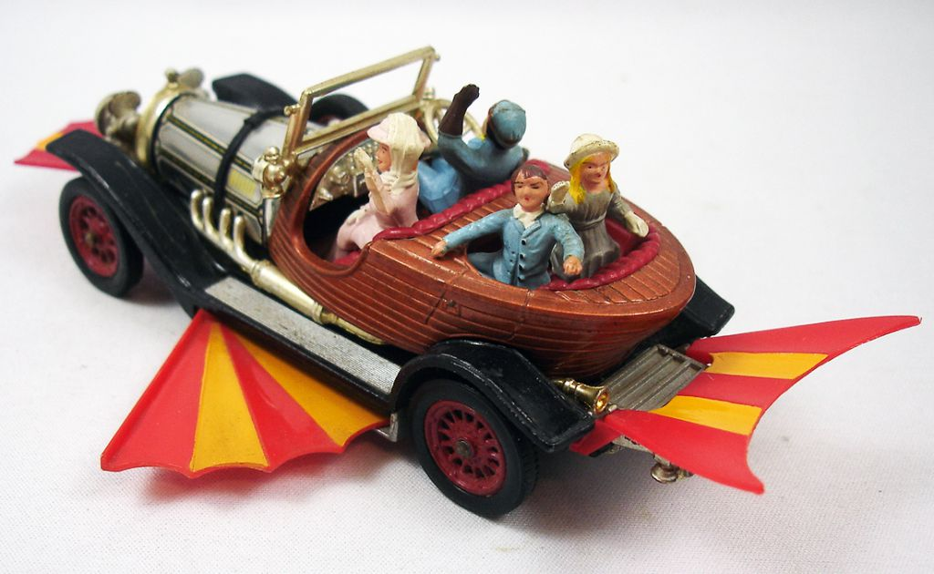 Corgi - Chitty Chitty Bang Bang 1: 36 Scale (loose)