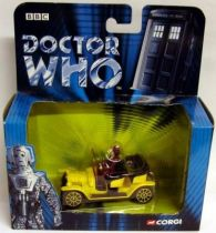Corgi - Doctor Who figures set : Bessie & Dr. Who