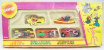 Tom & Jerry - Corgi Junior Ref.3084 - Les Héros des Dessins Animés (Gift-set) 01