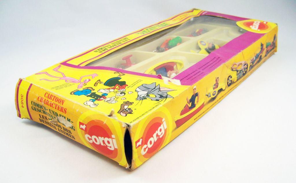 Tom & Jerry - Corgi Junior Ref.3084 - Les Héros des Dessins Animés (Gift-set) 04