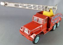 Corgi Major Toys 1121 Camion International 6x6 Cirque Chipperfields