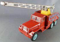 Corgi Major Toys 1121 International 6x6 Truck Chipperfields Circus