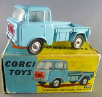 Corgi Toys 409 Forward Control Jeep FC-150 with Box