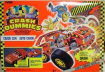 Crash Dummies - Crash Car (loose with box)