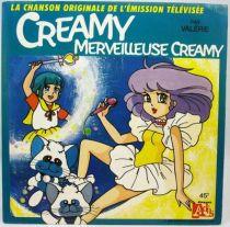Creamy Merveilleuse Creamy - Disque 45Tours - Bande Originale Série Tv - Disques Ades 1987