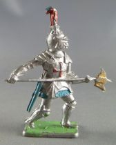 Crescent Toy - Middle-Age - Knight attacking with pike
