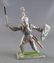 Crescent Toy - Middle-Age - Knight with sword & shield