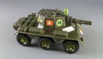 Crescent Toy - WW2 - British Saladin Armored Car ref 1263