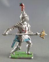 Crescent Toy -Moyen-Age - Chevalier attaquant avec pique