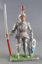 Crescent Toy -Moyen-Age - Chevalier lance & bouclier