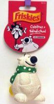 Cubitus mint Friskies advertising squeeze toy