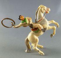 Cyrnos - Far-West - Cow-Boys Cavalier Lasso cheval rodéo