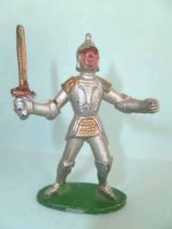 Cyrnos - Middle Age - Knight with sword