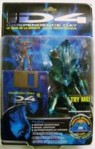 D4 Independance Day - Ideal - Alien Scientific Officer (Mint on Card)