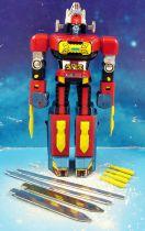 Daimos - Popy Mattel Shogun Warriors - Daimos ST Two-in-One (Loose)