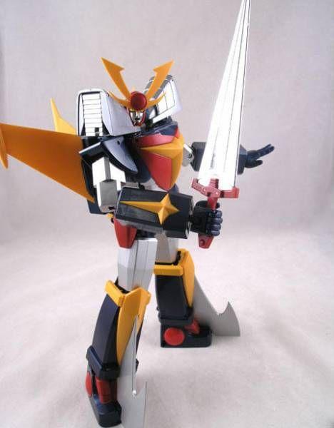 Daitarn 3 - Bandai Soul of Chogokin GX-53 - Daitarn 3