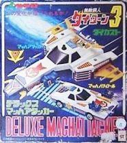 Daitarn 3 - Clover - Daitarn 3 ST: Deluxe Machattacker (Loose w/Box)