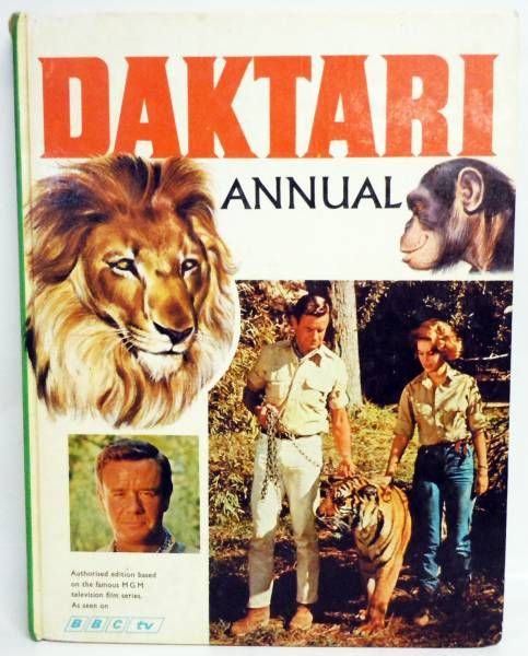 Dakatri Annual - World Distributors Ltd editions 1967