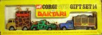 Daktari - 1970 Corgi Gift-Set 14 mint in box