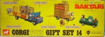 Daktari - 1970 Corgi Gift-Set 14 mint in box