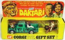 Daktari - 1970 Corgi Gift-Set 7 mint in box
