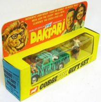 Daktari - 1970 Corgi Gift-Set 7 mint in box