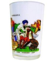 Daktari - Amora mustard glass