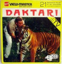 Daktari - View-Master 3 discs set + Complet Story