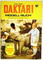 Daktari - Whitman Editions - Diorama-Book