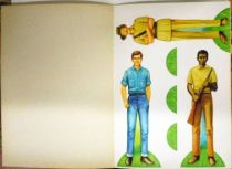 Daktari - Whitman Editions - Diorama-Book