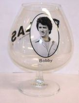 Dallas - Bobby Ewing alcohol glass