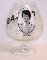 Dallas - Bobby Ewing alcohol glass