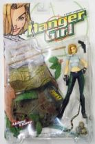 Danger Girl - Abbey Chase, Sydney Savage, Natalya Kassle & Major Maxim - McFarlane Toys (loose on card)