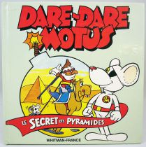 """Danger Mouse - Whitman-France - \""""The Secret of the Pyramid\"""""""