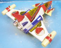 Danguard Ace - Shogun Action Vehicles Mattel - Danguard Sky Arrow (loose)