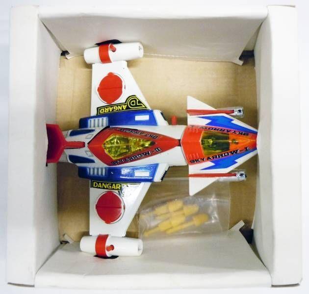 Danguard Ace - Shogun Action Vehicles Mattel - Danguard Sky Arrow (mint in box)