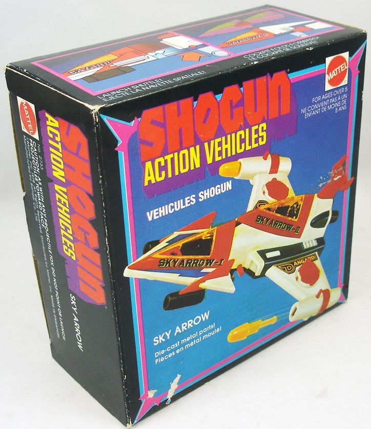 danguard_ace___shogun_action_vehicles_mattel___danguard_sky_arrow_neuf_en_boite__1_