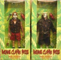 Dark Carnival figure-set : Violent J. & Shaggy 2 Dope