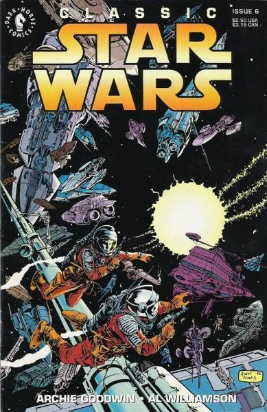 Dark Horse Comics - Classic Star Wars - Issue #6