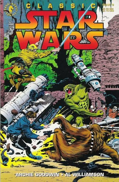Dark Horse Comics - Classic Star Wars - Issue #9