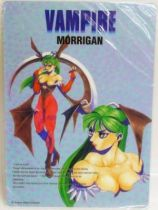Darkstalkers - Capcom official Shitajiki - Morrigan