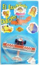 Dastardly and Muttley in Their Flying Machines - Rico - Aerial Rallye Airplane