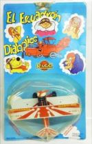 Dastardly and Muttley in Their Flying Machines - Rico - Devilish Squadron Airplane