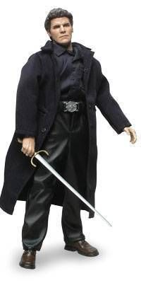 David Boreanaz as Angel - Sideshow Toys 12 inches doll (mint in box)
