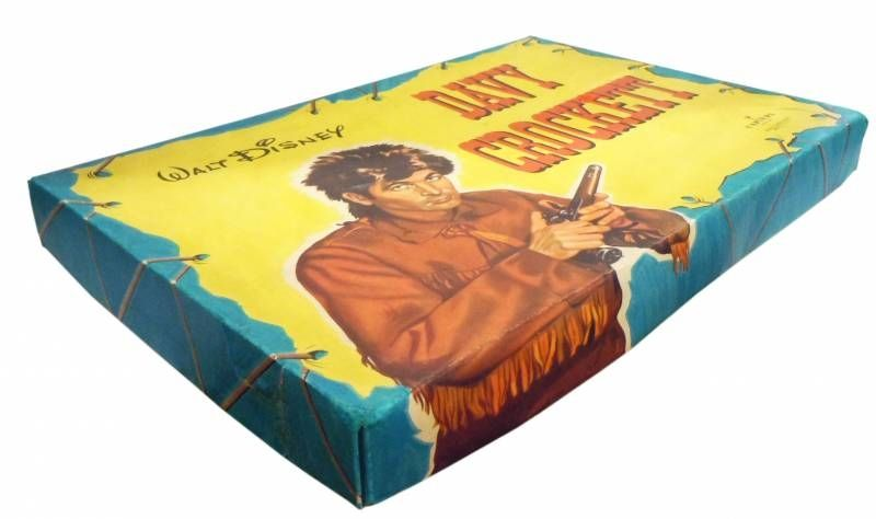 Davy Crockett - Capiepa Board Game (1956)