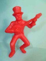 Davy Crockett - Figure by La Roche aux Fées - Series 1 - Banjo Player